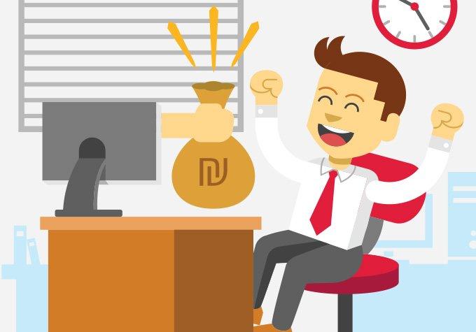 דוח בודק שכר - קנסות ועיצום כספי משרד העבודה | Paycheck
