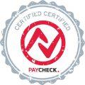 בודק שכר מוסמך, בקרת שכר, רואה חשבון - Pay check